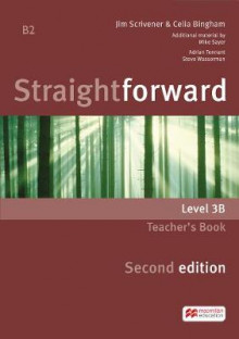 Straightforward: Teacher's Book Pack B Level 3 av Jim Scrivener og Celia Bingham (Blandet mediaprodukt)