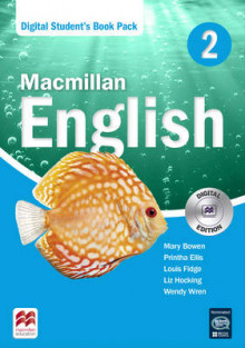 Macmillan English Level 2 Digital Student's Book Pack av Louis Fidge, Liz Hocking, Wendy Wren, Mary Bowen og Printha J. Ellis (Blandet mediaprodukt)