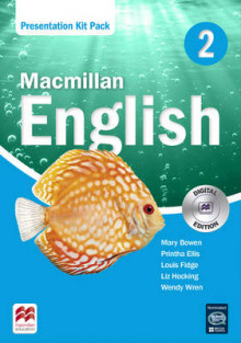 Macmillan English Level 2 Presentation Kit Pack av Louis Fidge, Liz Hocking, Wendy Wren, Mary Bowen og Printha J. Ellis (Blandet mediaprodukt)