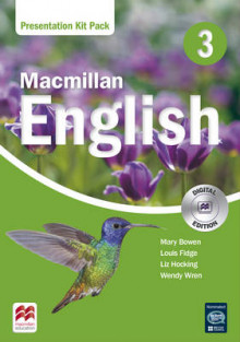 Macmillan English Level 3 Presentation Kit Pack av Louis Fidge, Liz Hocking, Wendy Wren, Mary Bowen og Printha J. Ellis (Blandet mediaprodukt)