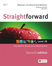 Straightforward: Student's Book Pack B Level 2 av Philip Kerr, Ceri Jones og John Waterman (Blandet mediaprodukt)