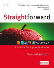 Straightforward: Student's Book Pack A Level 3 av Philip Kerr, Ceri Jones og John Waterman (Blandet mediaprodukt)