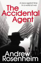 Omslag - The Accidental Agent