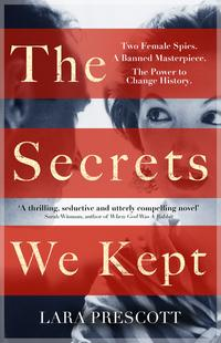 The secrets we kept av Lara Prescott (Heftet)