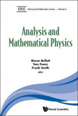 Omslag - Analysis And Mathematical Physics