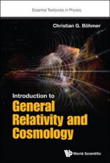 Omslag - Introduction to General Relativity and Cosmology