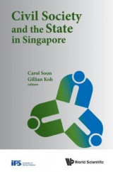 Omslag - Civil Society and the State in Singapore