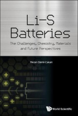 Omslag - Li-s Batteries: The Challenges, Chemistry, Materials, And Future Perspectives