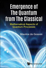 Omslag - Emergence Of The Quantum From The Classical: Mathematical Aspects Of Quantum Processes