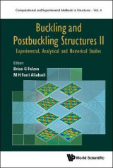 Omslag - Buckling And Postbuckling Structures Ii: Experimental, Analytical And Numerical Studies