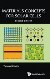 Omslag - Materials Concepts For Solar Cells