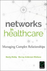 Omslag - Networks in Health Care