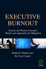 Omslag - Executive Burnout