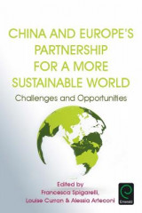 Omslag - China and Europe's Partnership for a More Sustainable World