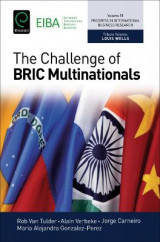 Omslag - The Challenge of Bric Multinationals