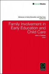Omslag - Family Involvement in Early Education and Child Care
