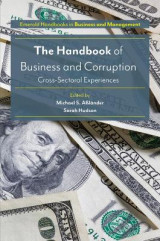 Omslag - The Handbook of Business and Corruption