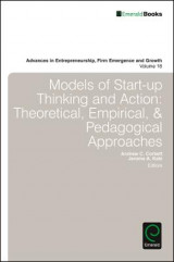 Omslag - Models of Start-Up Thinking and Action