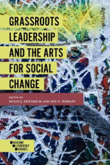 Omslag - Grassroots Leadership and the Arts for Social Change