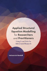 Omslag - Applied Structural Equation Modelling for Researchers and Practitioners