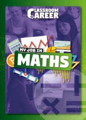 My Job in Maths av Joanna Brundle (Innbundet)