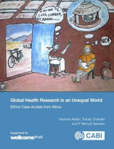 Omslag - Global Health Research in an Unequal World
