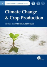 Omslag - Climate Change and Crop Production