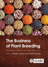 Omslag - The Business of Plant Breedin