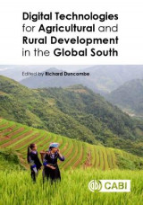 Omslag - Digital Technologies for Agricultural and Rural Development in the Global South