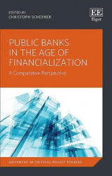 Omslag - Public Banks in the Age of Financialization