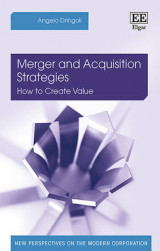 Omslag - Merger and Acquisition Strategies