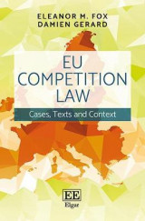 Omslag - Eu Competition Law