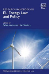 Omslag - Research Handbook on Eu Energy Law and Policy