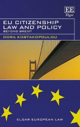 Omslag - EU Citizenship Law and Policy