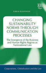 Omslag - Changing Sustainability Norms Through Communication Processes
