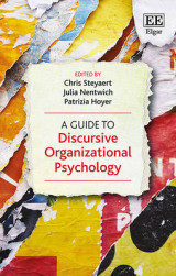 Omslag - A Guide to Discursive Organizational Psychology