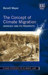 Omslag - The Concept of Climate Migration