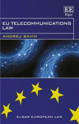 Omslag - Eu Telecommunications Law