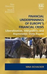 Omslag - Financial Underpinnings of Europe's Financial Crisis