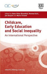 Omslag - Childcare, Early Education and Social Inequality