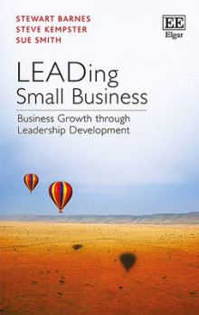 Leading Small Business av Stewart Barnes, Steve Kempster og Sue Smith (Heftet)