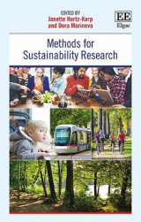 Omslag - Methods for Sustainability Research