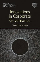 Omslag - Innovations in Corporate Governance