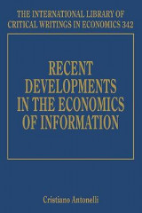 Omslag - Recent Developments in the Economics of Information