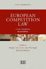 Omslag - European Competition Law