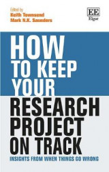 Omslag - How to Keep Your Research Project on Track