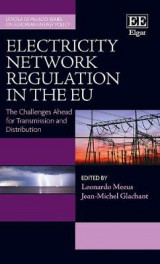 Omslag - Electricity Network Regulation in the Eu