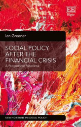 Omslag - Social Policy After the Financial Crisis