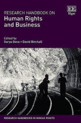 Omslag - Research Handbook on Human Rights and Business