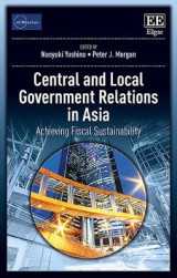 Omslag - Central and Local Government Relations in Asia